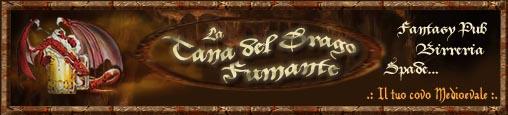 La Tana del Drago Fumante - Fantasy Pub Birreria